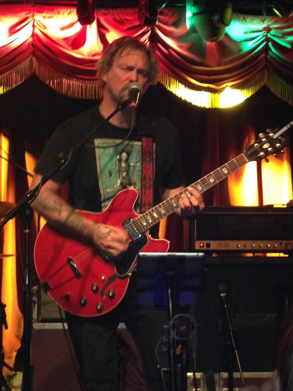 Anders Osborne, Brooklyn Bowl.