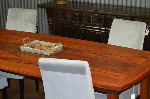 Brazilian Tigerwood Dining Table