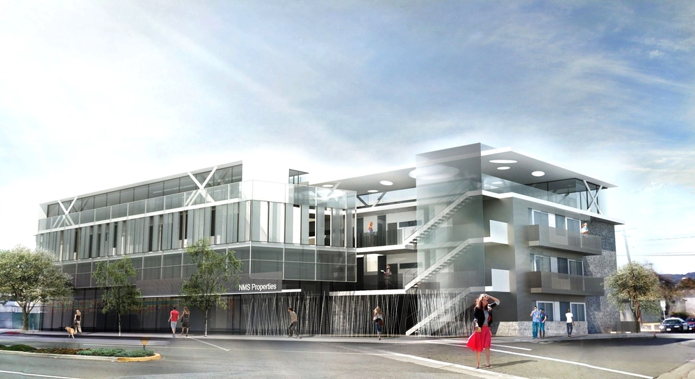 Pico Boulevard Housing Project
