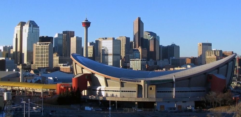 Calgary, AB - 15k per person - roundtrip