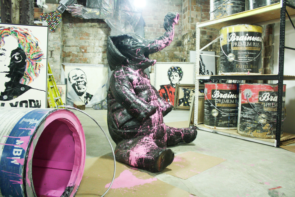 mr brainwash elephant