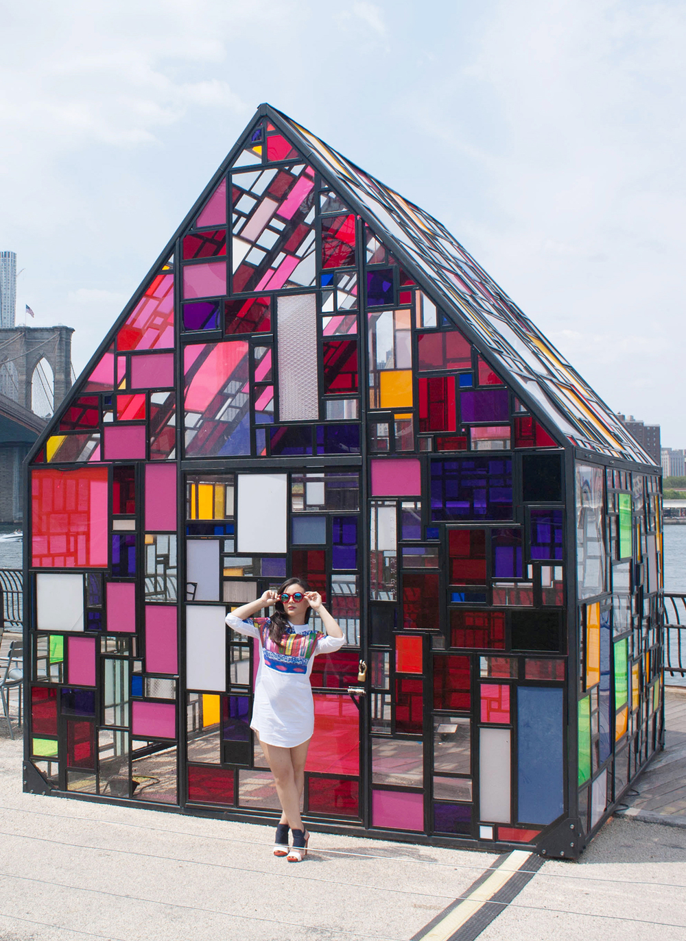 tom fruin kolonihavehus