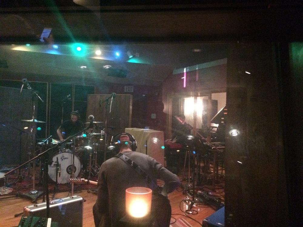 Nashville_Recording
