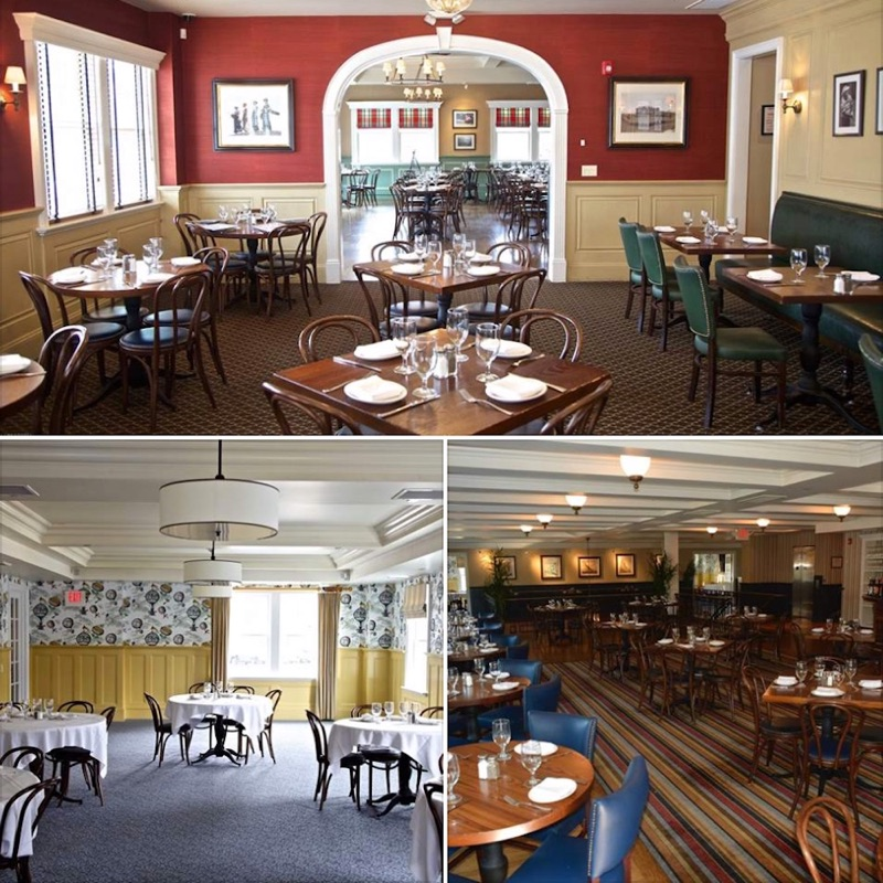 Rye Grill & Bar Party Rooms