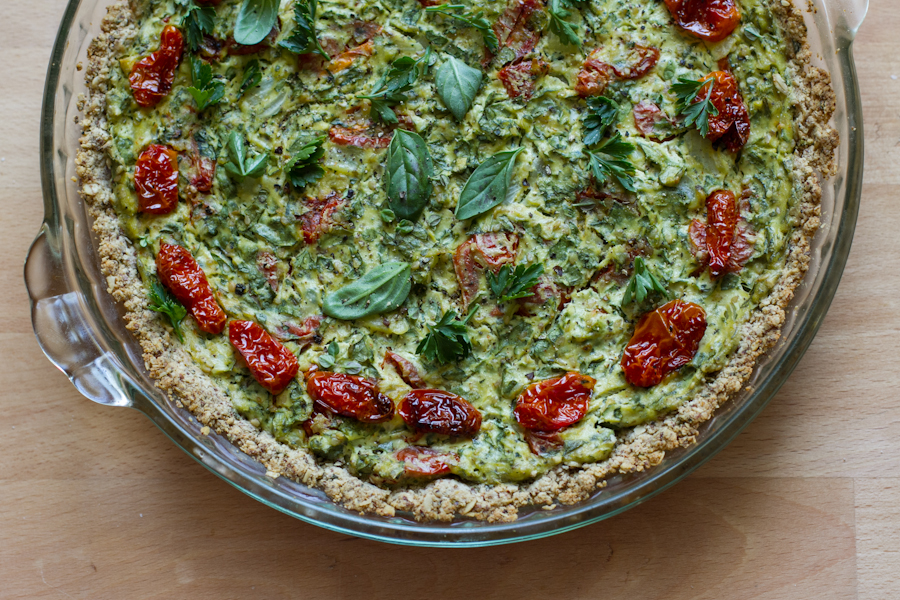 deep dish lentil quiche a mother load of quiche to puy lentil quiche ...
