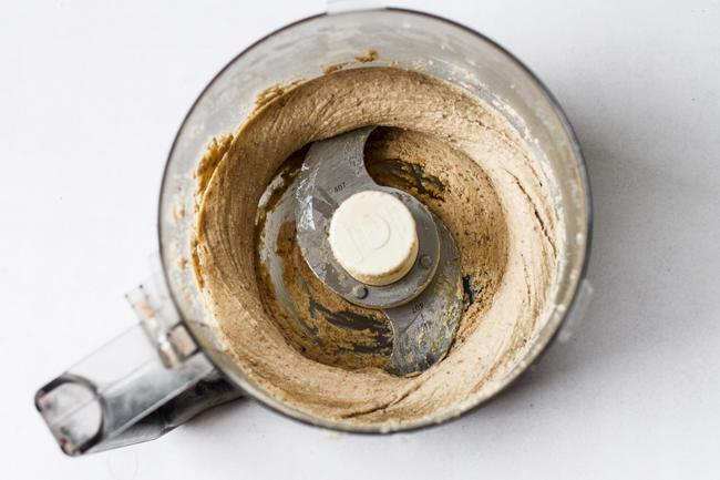Cake Batter Cashew Butter | edibleperspective.com