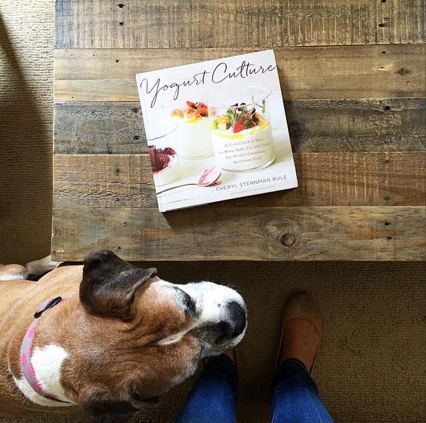 Yogurt Culture cookbook by Cheryl Sternman Rule | edibleperspective.com
