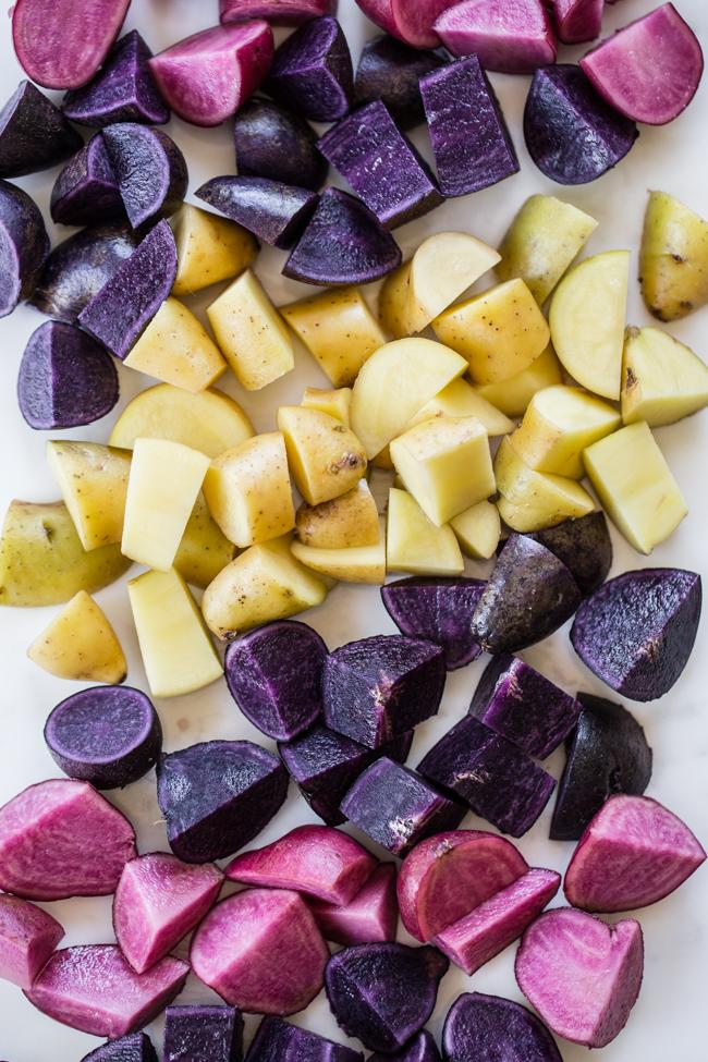 Fingerling Potato Salad Recipe Dill