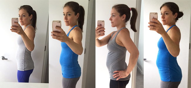 11 weeks - 17 weeks pregnant | Edible Perspective