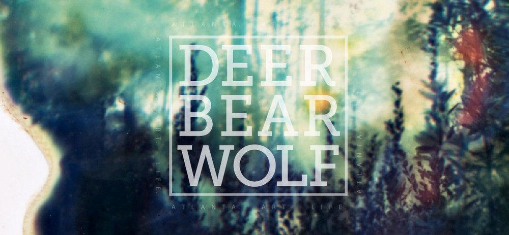 Deer Bear Wolf