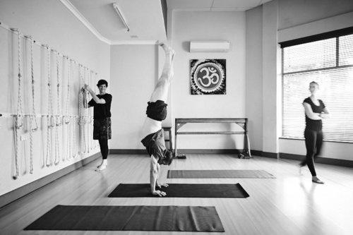 North Perth Yoga Room