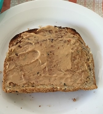PB2 Toast
