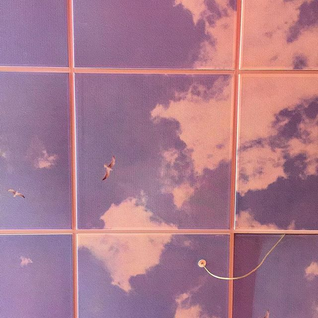 #skyceiling at Little Chef