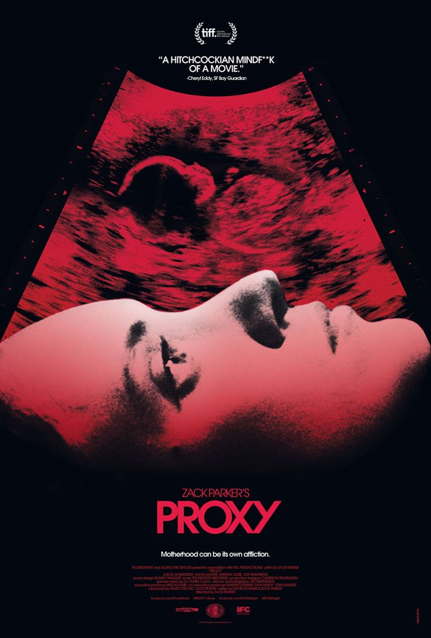 PROXY - Sympathetic teacher who offers comfort to a grieving mother opposite Alexa Havins.