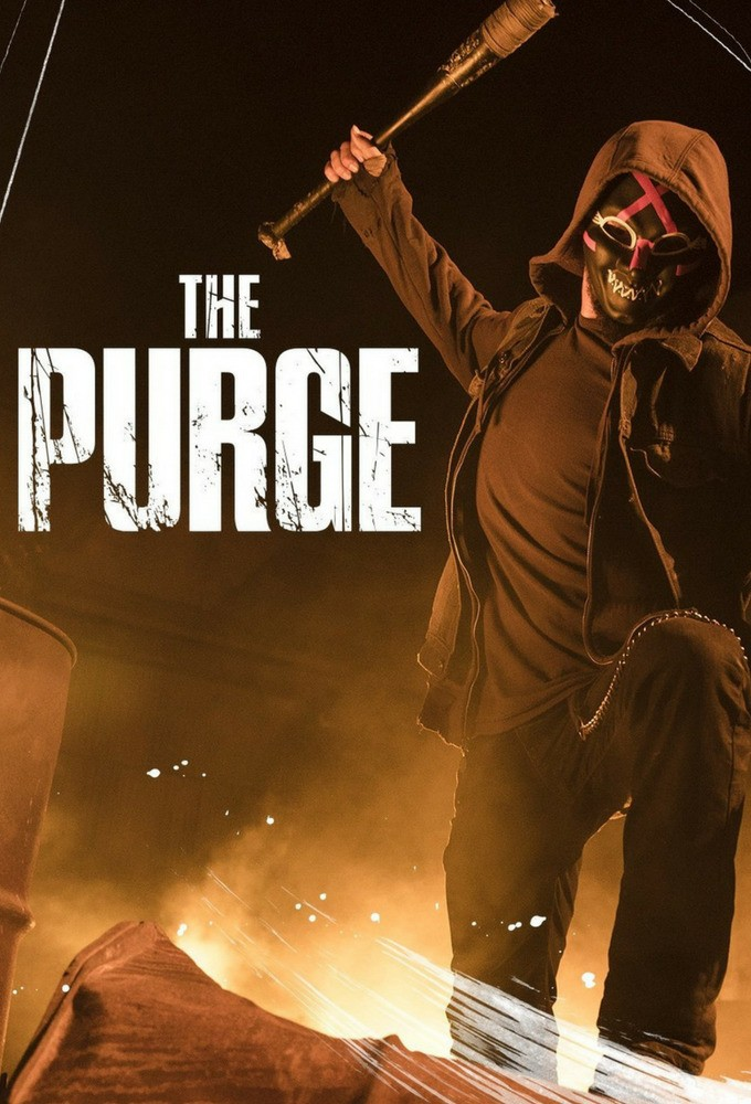 The Purge - Naive Corporate Right-hand Man opposite Amanda Warren.