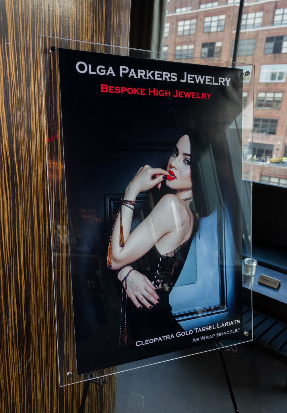 OLGA PARKERS JEWELRY PHD LAUNCH