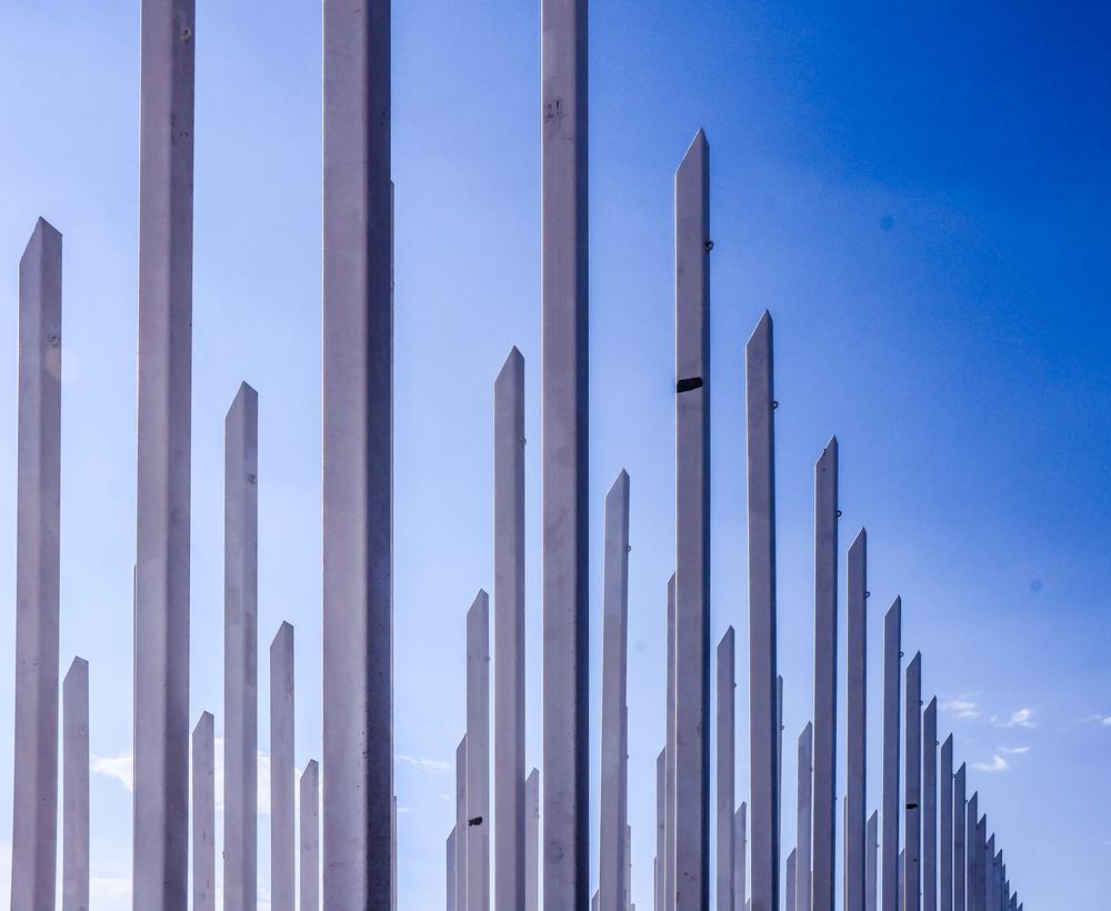Olympic Flag Poles