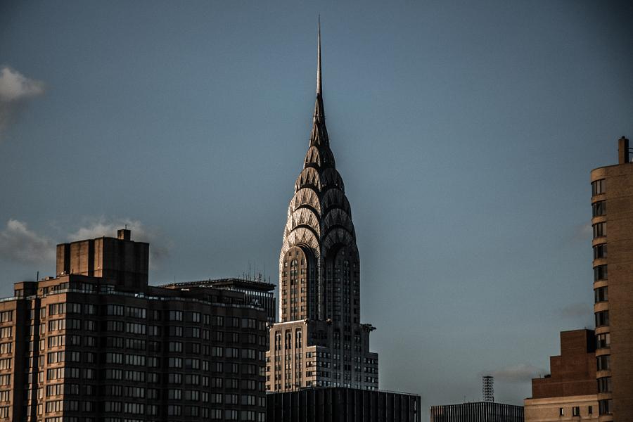 New York City - Chrysler Building