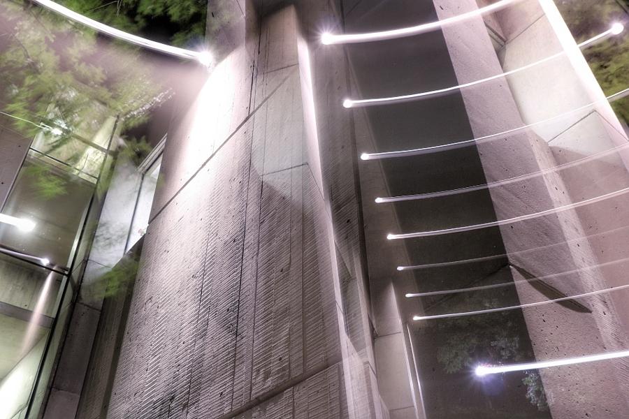 Lighted Walls