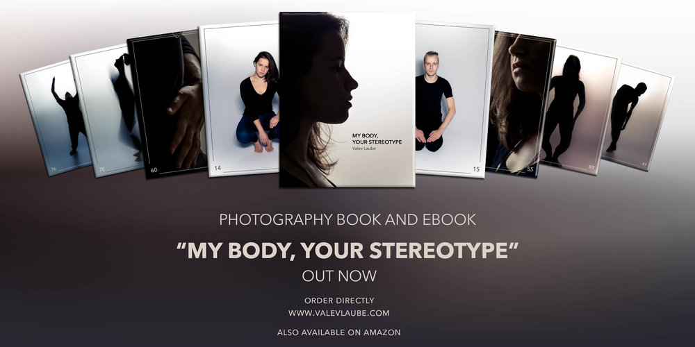 "The photography book ""My Body, Your Stereotype"" features 100 images exploring the"