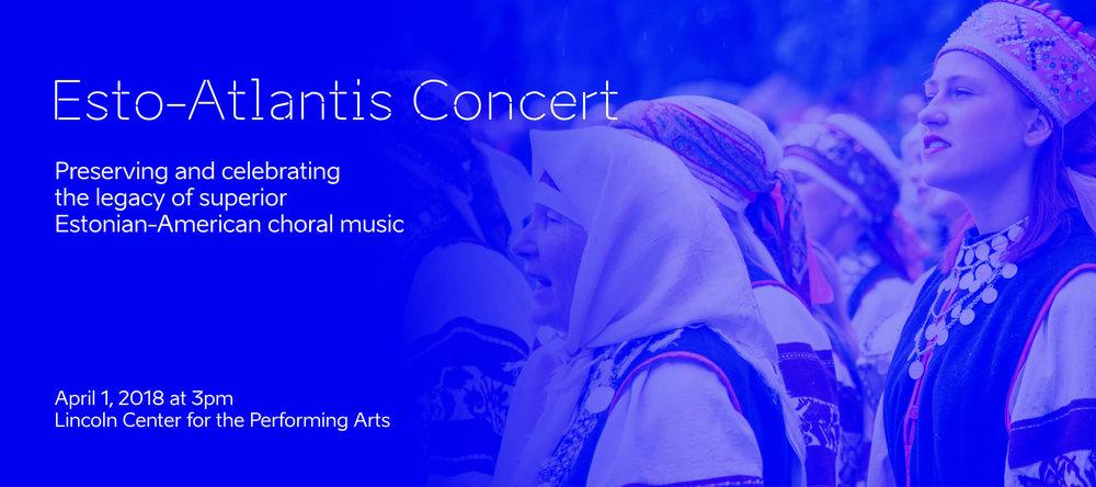 Esto-Atlantis Concert at Lincoln Center