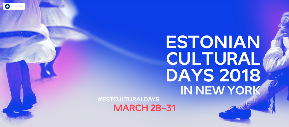 Estonian Cultural Days in New York 2018