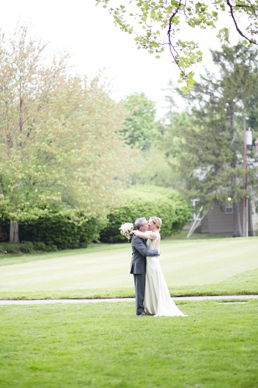 Orange Lawn Tennis Club Wedding Photos by Grace Brown Photography