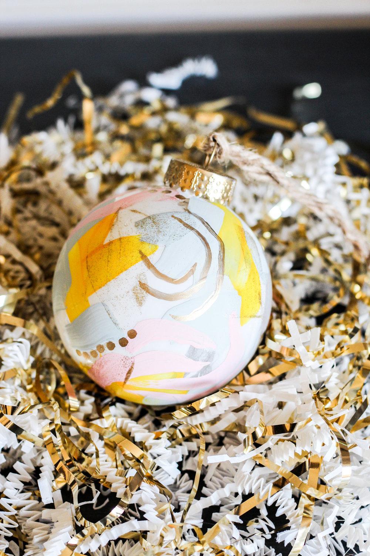 Ornaments. -