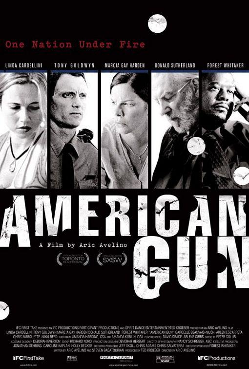 Aric Avelino American Gun