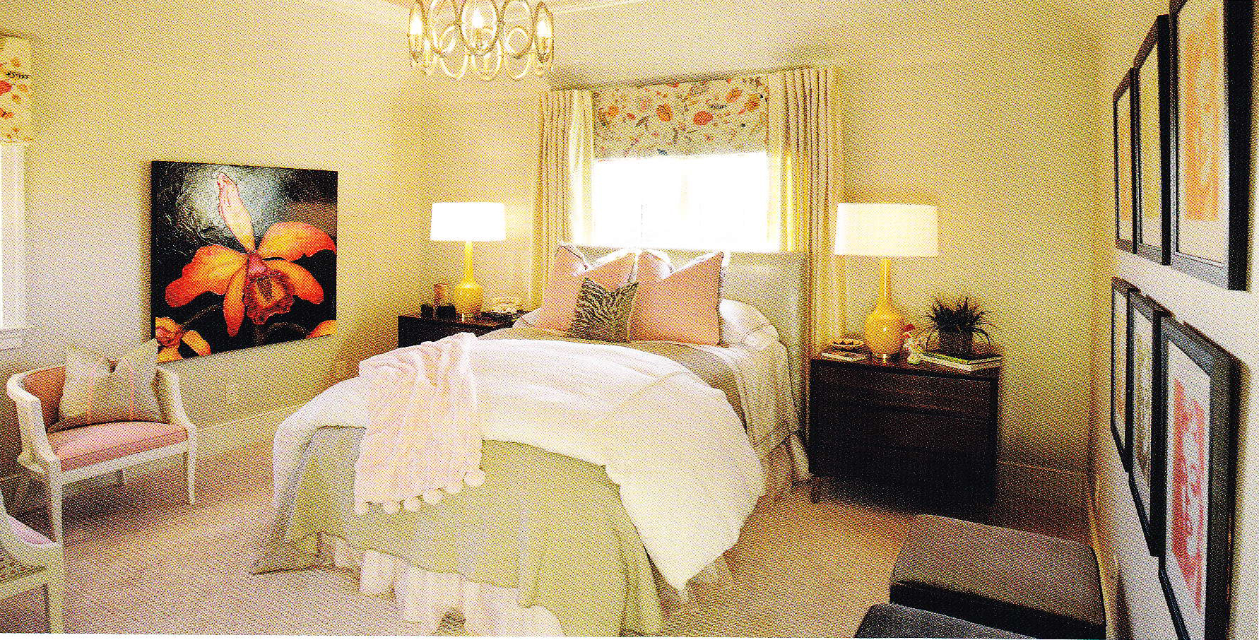 Southern Bedroom Southern Living Showcase Home Part 2 Sarah Catherine Design