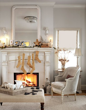 see - Neutral Christmas Decor