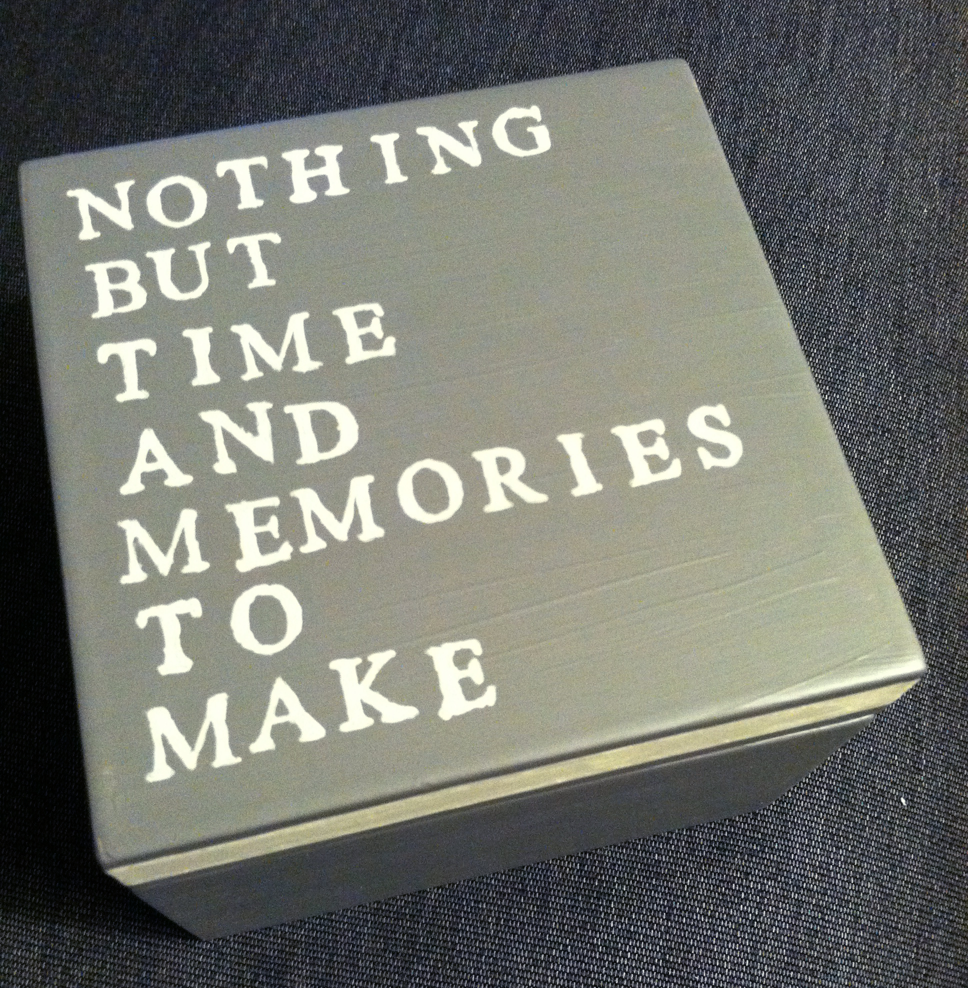 Diy Valentine S Day Gift Memory Box Sarah Catherine Design