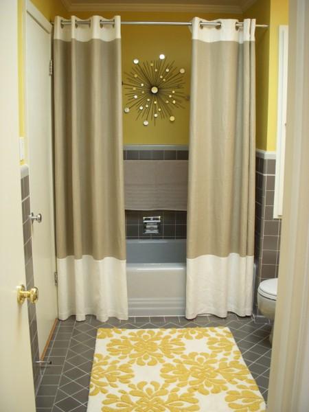 Quick Tip: Shower Curtains — Sarah Catherine Design