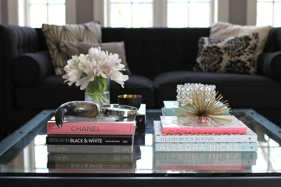 coffee table books — sarah catherine design