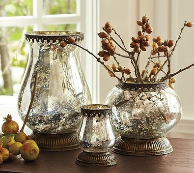 In Case You Missed It Decorating With Mercury Glass