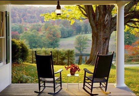Front Porch Rockin — Sarah Catherine Design