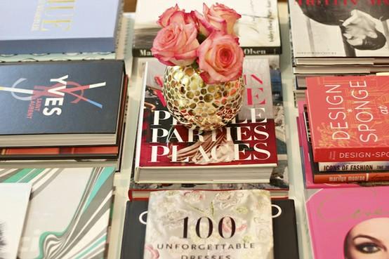 coffee table books — sarah catherine design