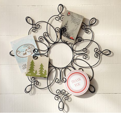 Creative Ways To Display Holiday Cards | SBD