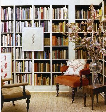 Tips for Styling a Bookshelf | Sarah Barksdale Design