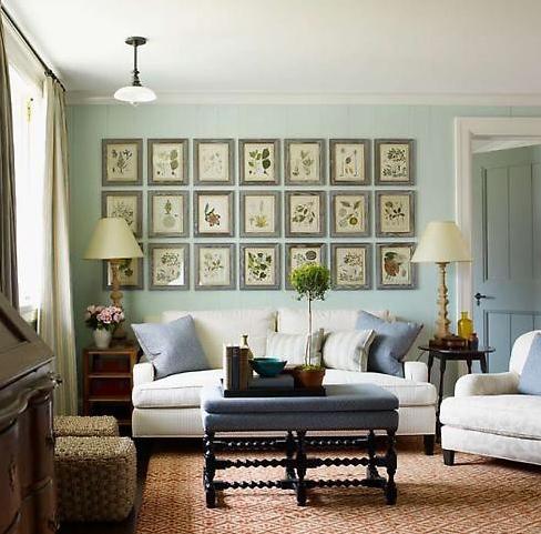 Dress Up Your Walls With Botanical Prints | Sarah Barksdale Design