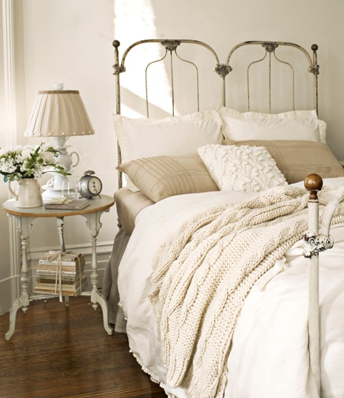 Decorating With Whites | Sarah Barksdale Design