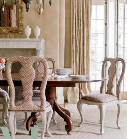 Dining Room Inspiration | Sarah Barksdale Design