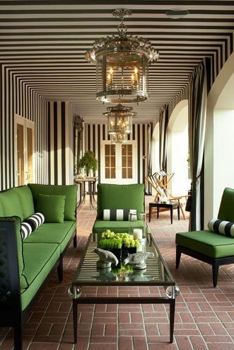 Color of the year: Emerald Green | Sarah Barksdale Design