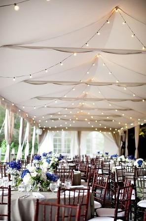 String Lights | Sarah Barksdale Design