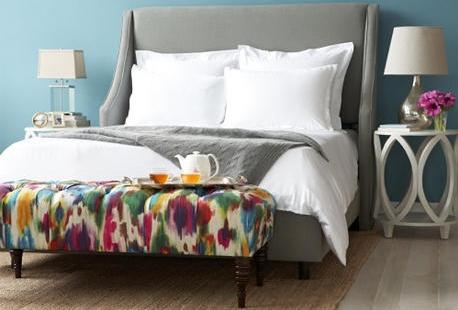 Bold and Beautiful Bedrooms | Sarah Barksdale Design