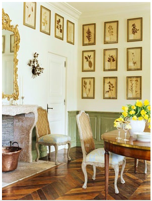 French Country Decor | Sarah Barksdale Design
