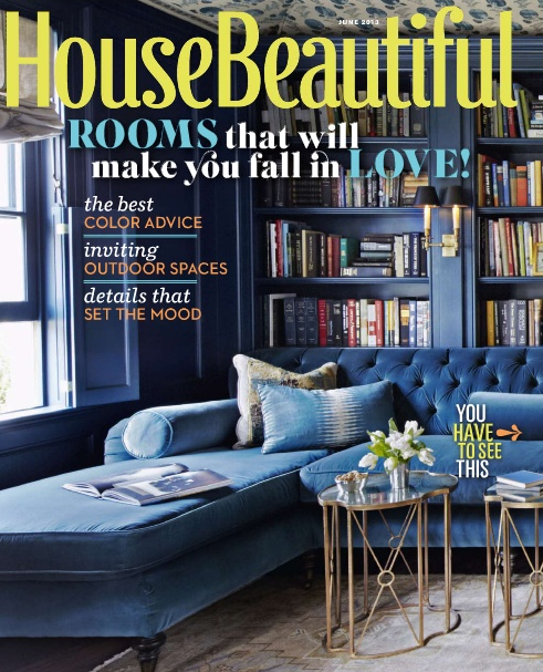 House Beautiful June 2013
