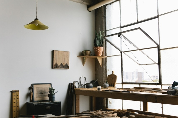 Iron Windows | Sarah Barksdale Design