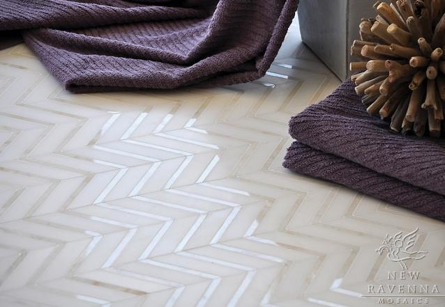 Herringbone Floors | Sarah Barksdale Design