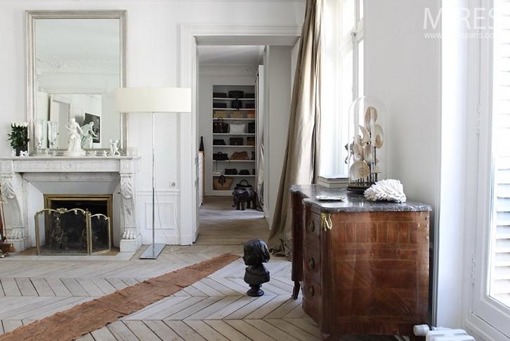 Herringbone Floors Sarah Catherine Design